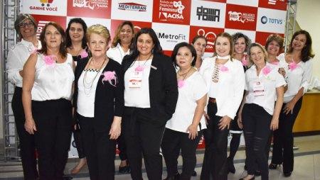 Núcleo de Mulheres promove palestra sobre empoderamento feminino