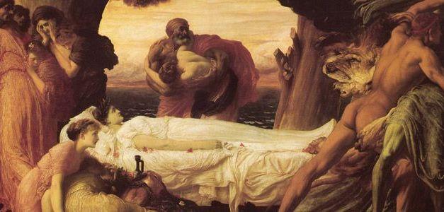 El concepto de nomos y la definición del carácter en los personajes de Alcestis
