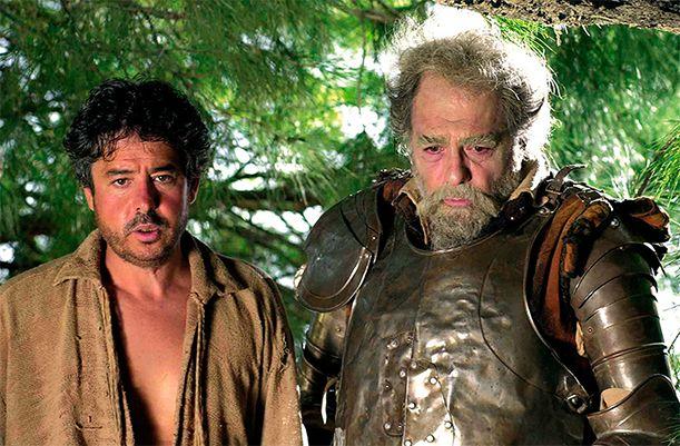 Don Quijote y Sancho