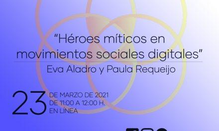 Héroes míticos en movimientos sociales digitales
