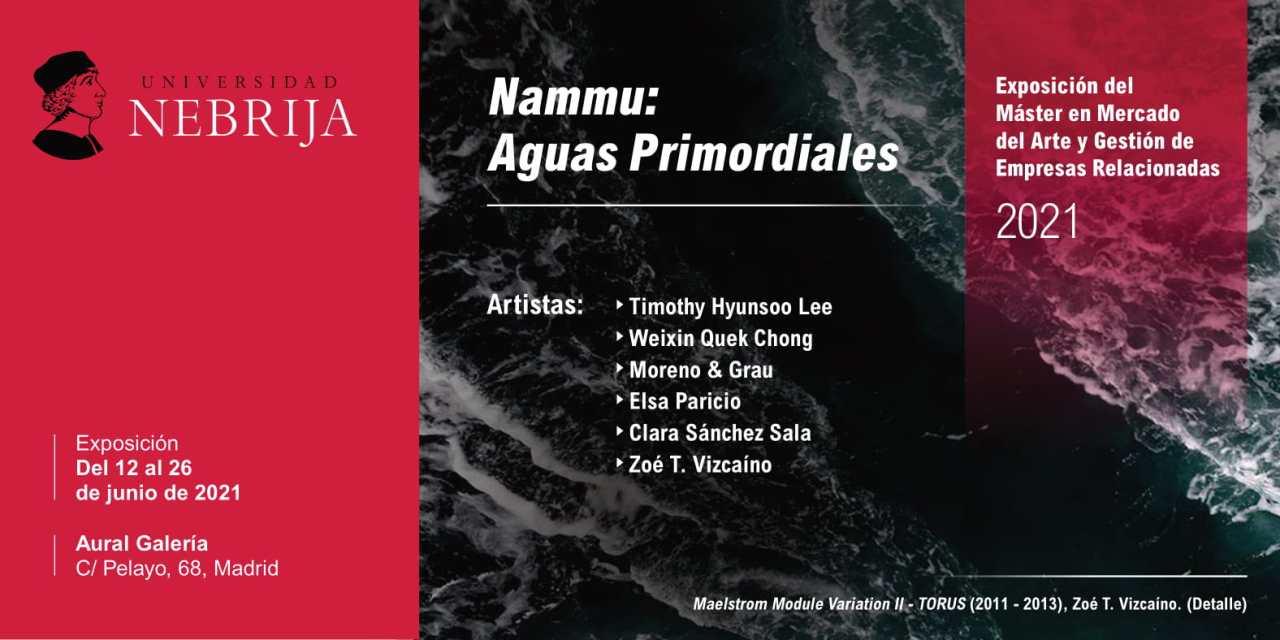 Exposición «Nammu: Aguas Primordiales»