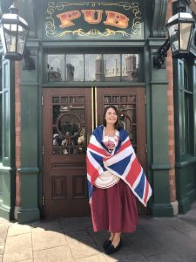 Disney UK Cultural Representative Program