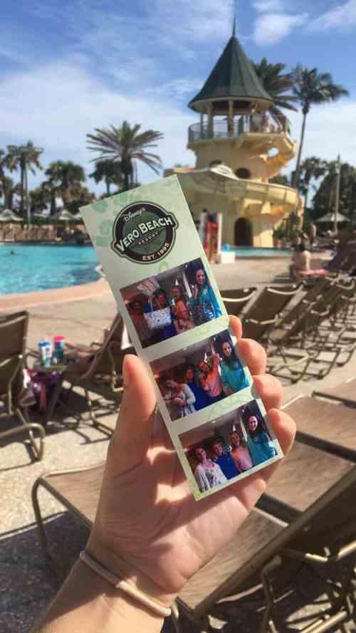 Disney's DVC Vero Beach Resort during my Cultural Representative Program