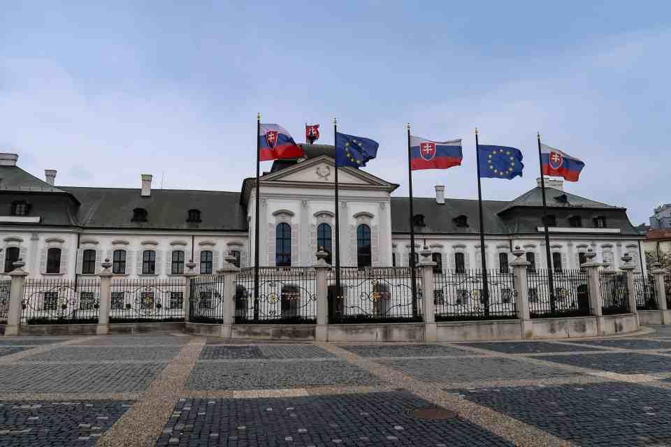 Presidential Palace - Bratislava