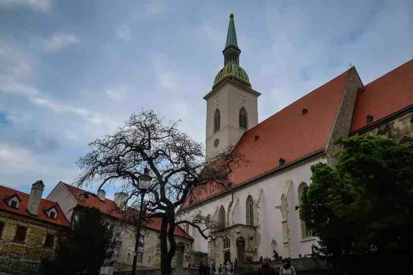 St. Martin's Church Bratislava
