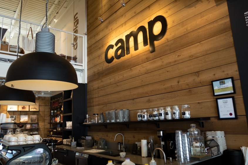 Camp Coffee Co, Whistler - 5 Of Whistler's Best Coffee Shops