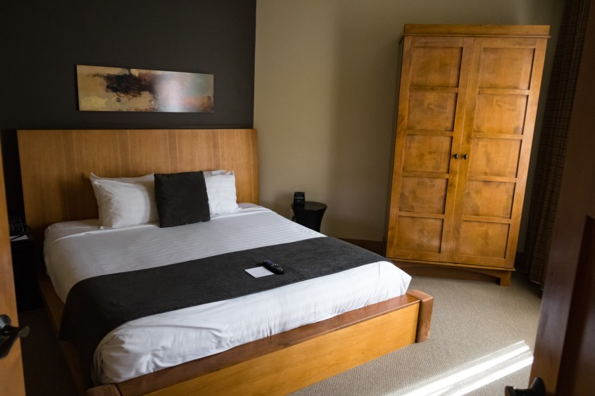 Rooms at Nita Lake Lodge, Whistler