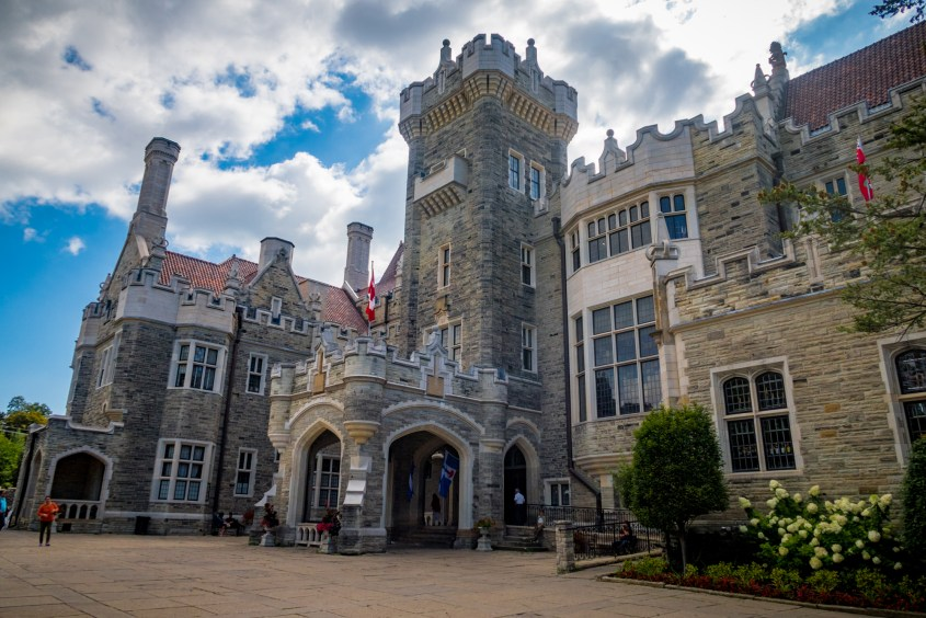 Casa Loma - Weekend in Toronto