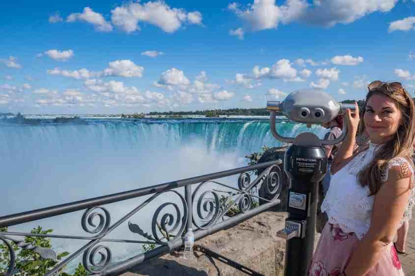 Niagara Falls Toronto