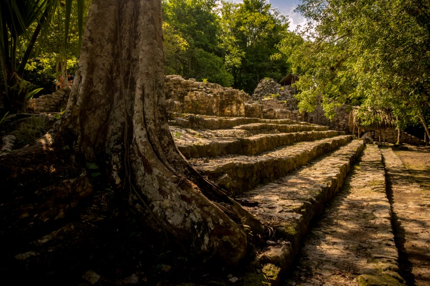 Coba Ruins, Yucatan Peninsula