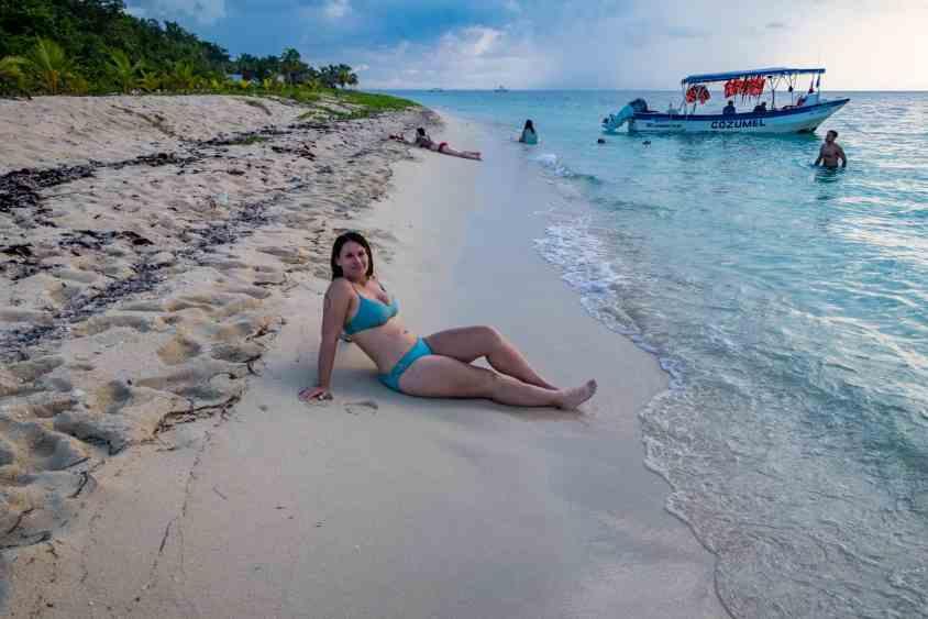 Playa Palancar Beach, Cozumel