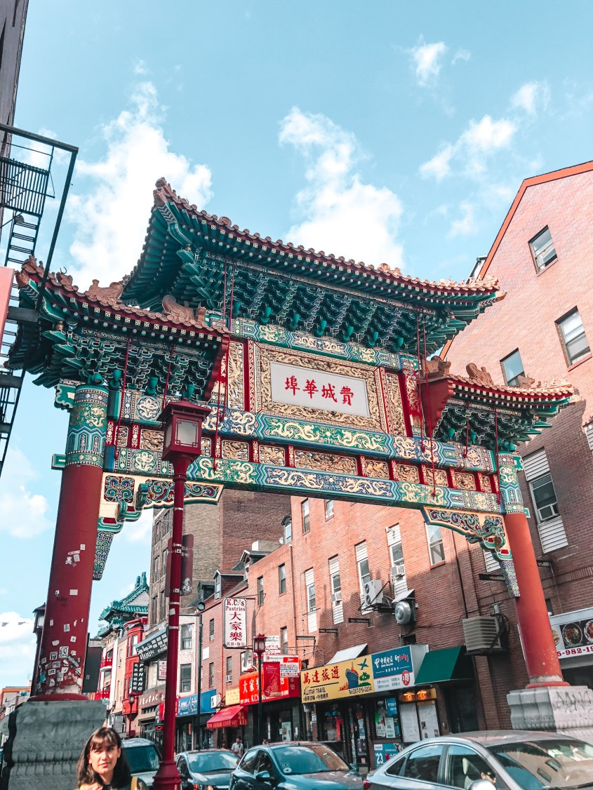 Philadelphia's China Town is the place to come if you love asian food, everything from Chinese, Vietnamese, Thai and Korean can be in in or around this bustling neighbourhood.