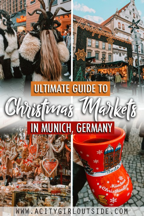 Ultimate Guide To Christmas Markets in Munich Germany