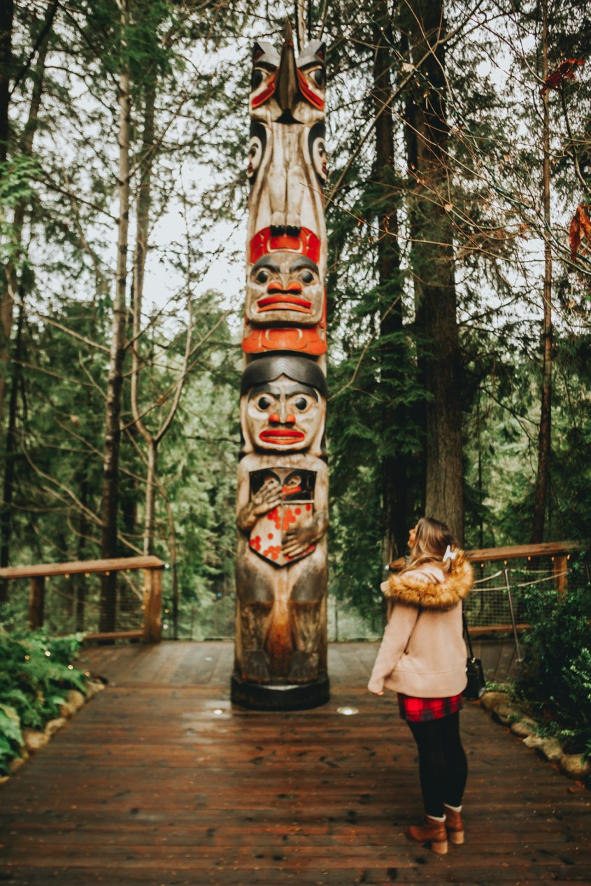 The Kia'palano collection of Totem Poles