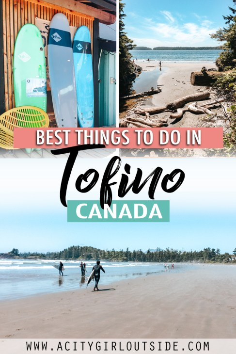 If you're looking for things to do in Tofino, look no further than this post featuring all the best tourist spots and attractions in Tofino.
