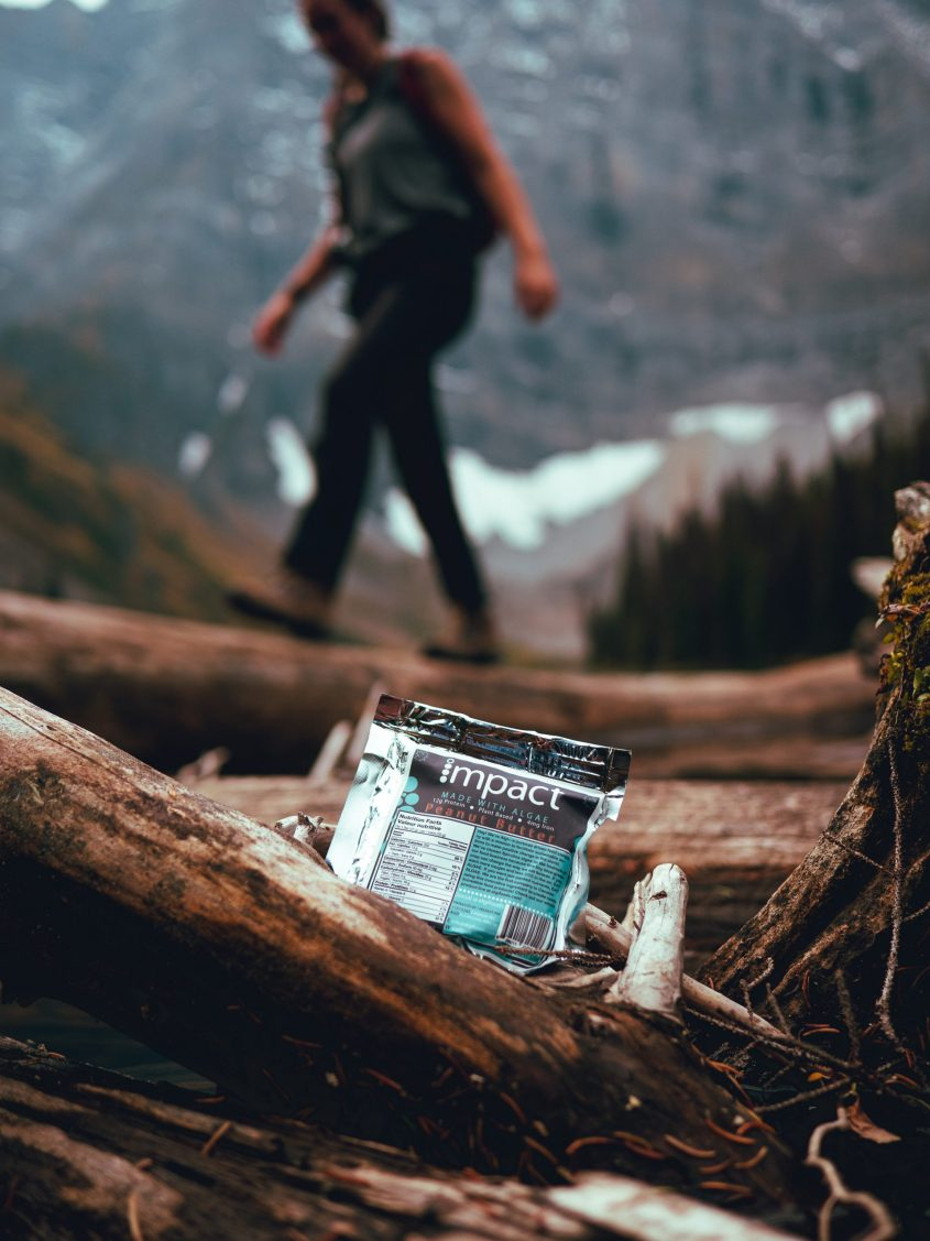 Nutrition and extra snacks will give you an energy boost while on your hike