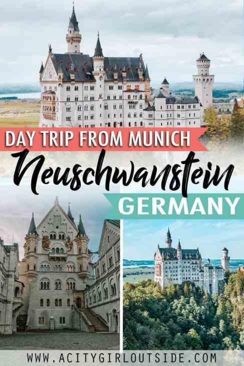 Munich to Neuschwanstein Castle day trip