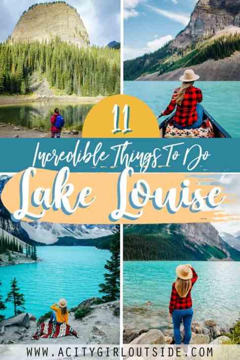 Best Things To Di In Lake Louise, Alberta