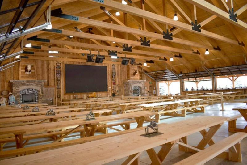 Flying W Ranch Interior