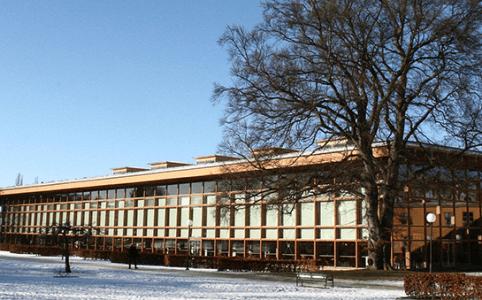 Linköpings stadsbibliotek: Foto: LA2 (CC SA 1.0)