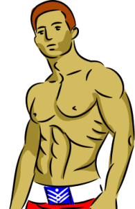 cartoon-man-hunk