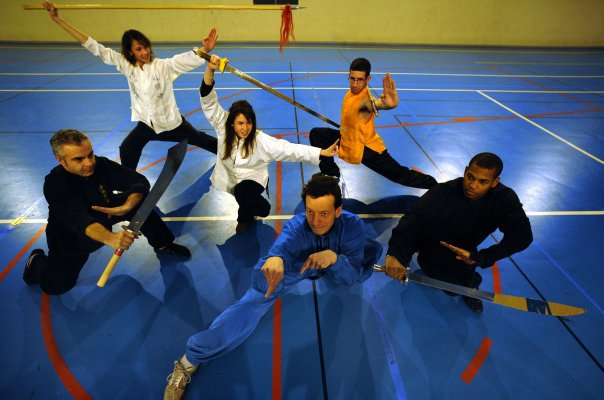 WuShu Kung Fu Clermont-Ferrand