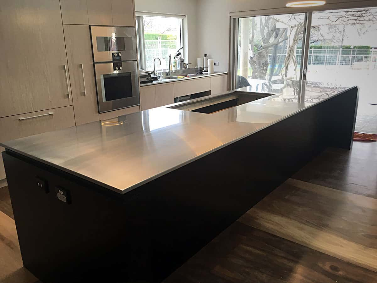 Benches And Benchtops Ackland Stainless Steel