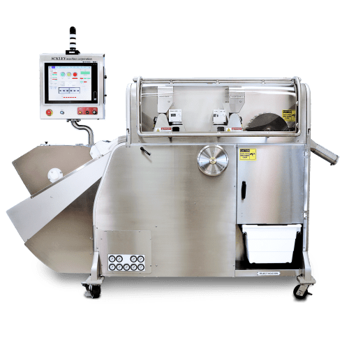 Ackley Cantilever Ramp Laser Marking Machine