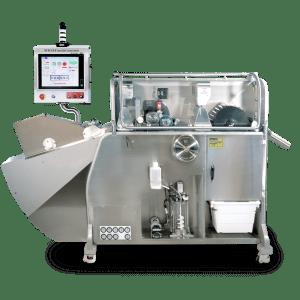 Cantilever Ramp Capsule Printing Machine