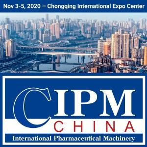 Banner CIPM 2020 in Chongqing China