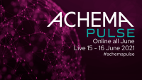 Join us Live for Achema Pulse 2021