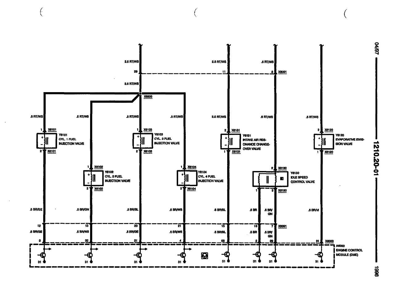 M44 Wiring Diagrams