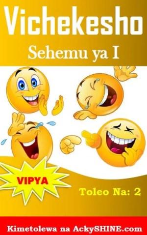 Kitabu cha Vichekesho Vya AckySHINE
