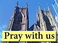 Prayers for the Archbishop's election synod