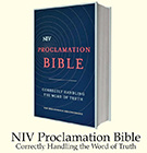 The Proclamation Bible