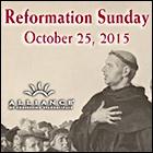 Reformation Sunday 2015