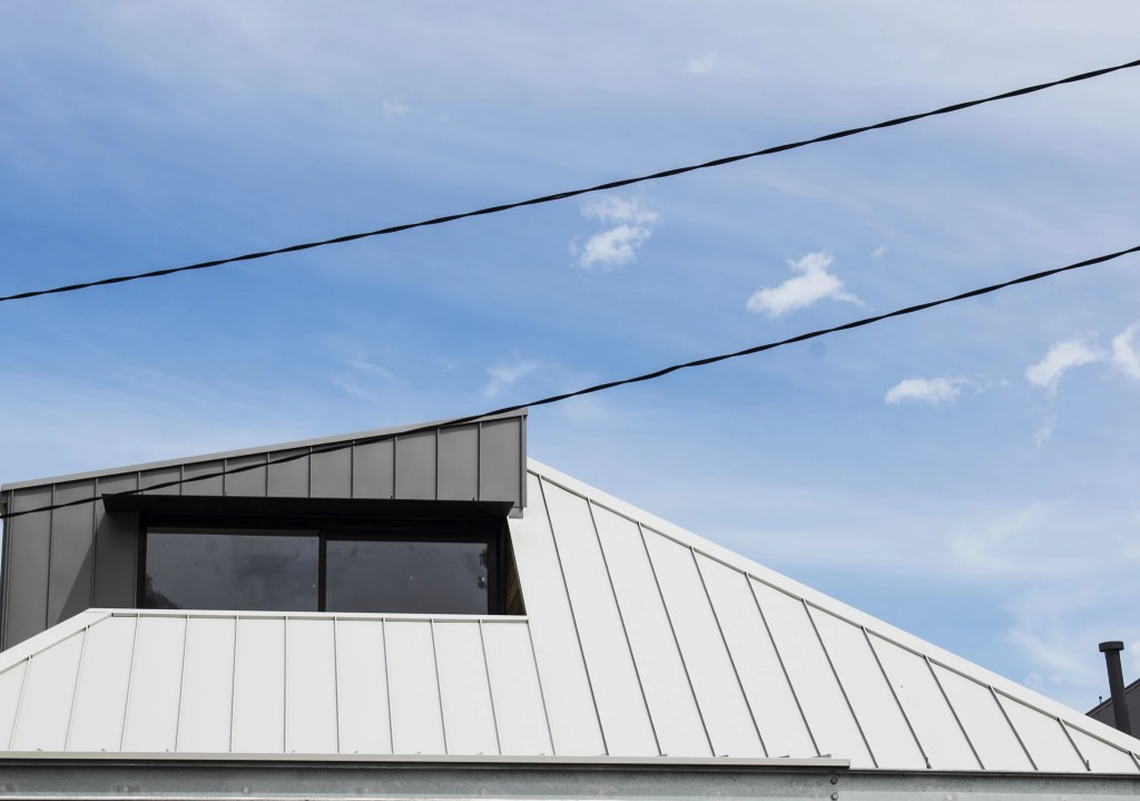 BrunswickEast 1024x719 - COLORBOND® steel provides a striking finish with Standing Seam Metal Cladding