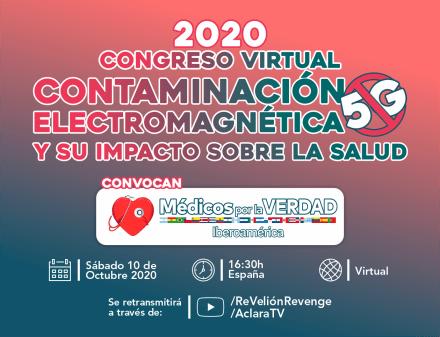 Congreso Virtual: Peligros del 5G