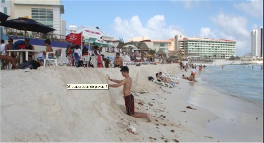 Cancun Playa km 9 091103