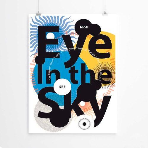 Diseño de carteles para diferentes clientes