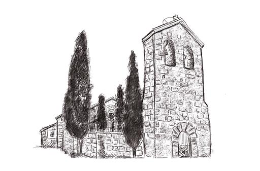 Ilustraciones Valdemorillo portafolio diseño klerr