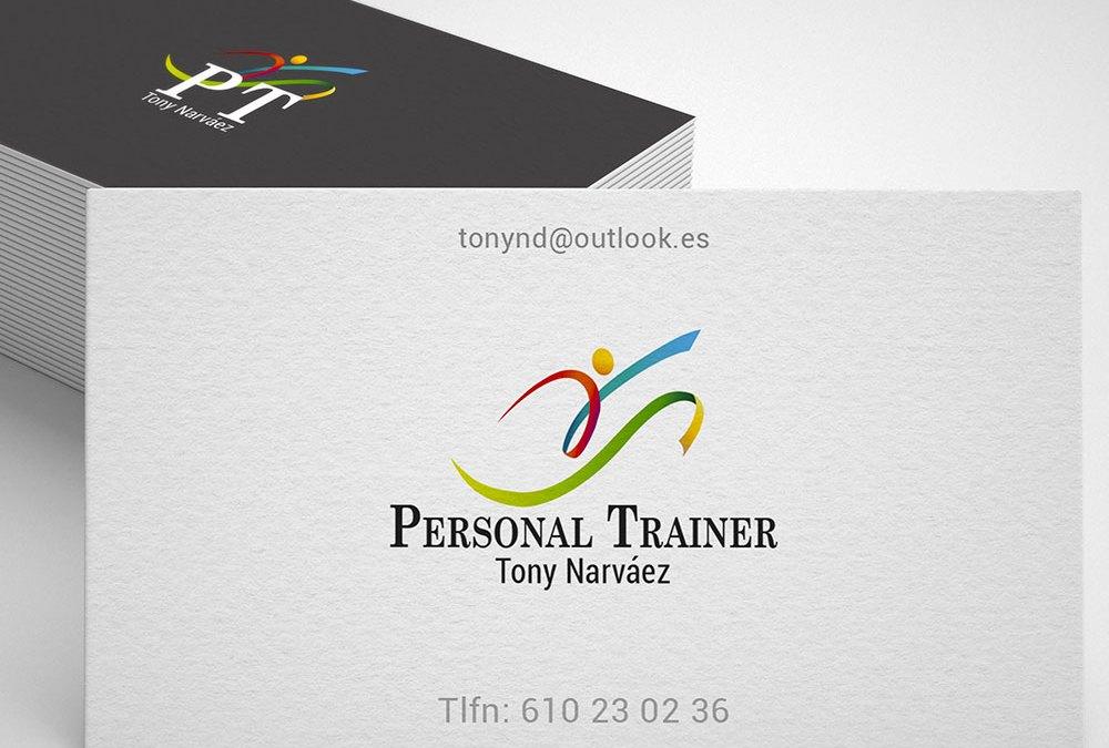 Diseño del Manual de Identidad corporativa de Personal Trainer