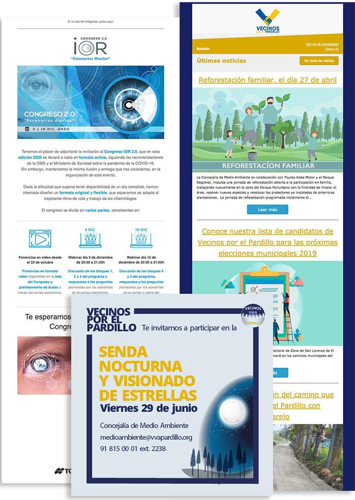 Diseño Web Casa Rural La Dehesa de Cabanillas Klerr