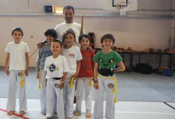 groupe enfants capoeira beaulieu 2014