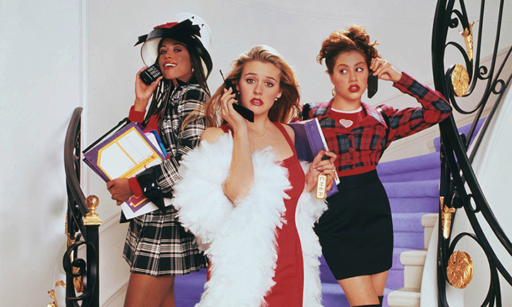 Thrift store Halloween costume ideas: a character from Clueless