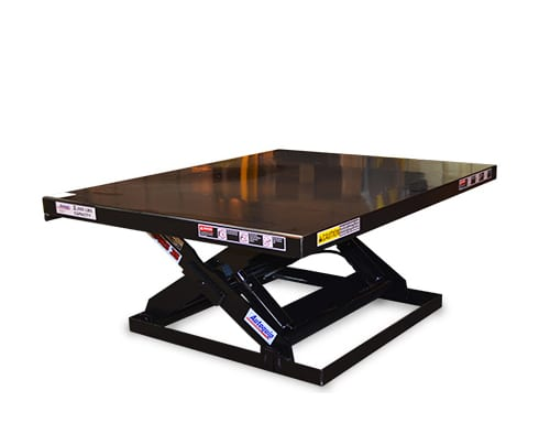 Series 35 Extra Wide Scissor Lift Table