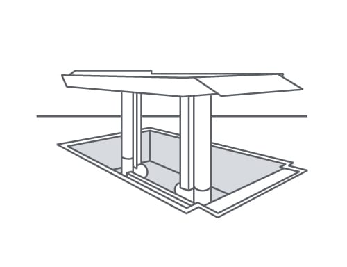 Vertical Ram Lifts