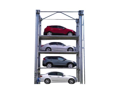 AC 3400 B Commercial Parking System
