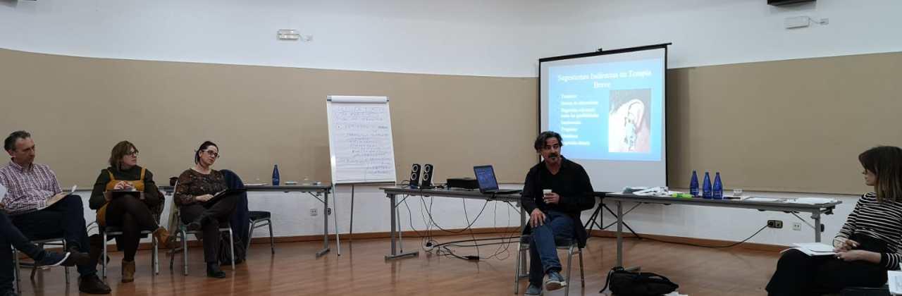 Seminario Hipnosis Ericksoniana con Agustí Camino en Valladolid