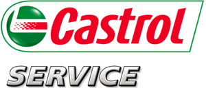 Logo Castrol Service